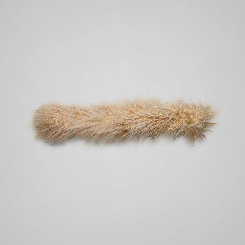 Sciarpa per capelli beige...