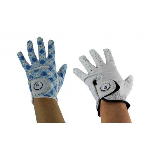 Confezione di guanti da golf in pelle per donna - sinistra Airel - 1