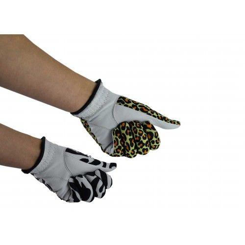 Confezione di guanti da golf in pelle da uomo - sinistra Airel - 2