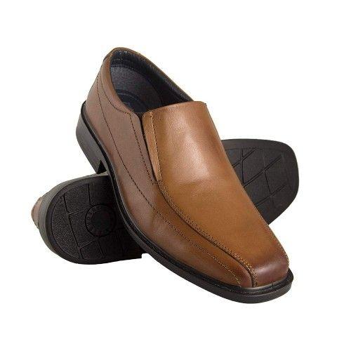 Scarpe classiche ed eleganti in pelle Zerimar - 5