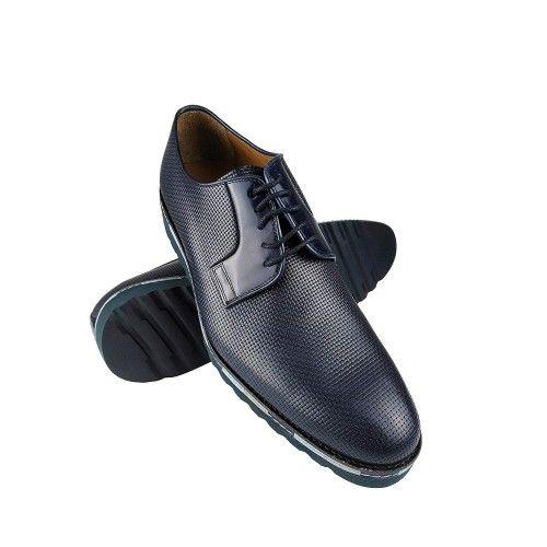 Eleganti scarpe da uomo in pelle firmate Zerimar - 1