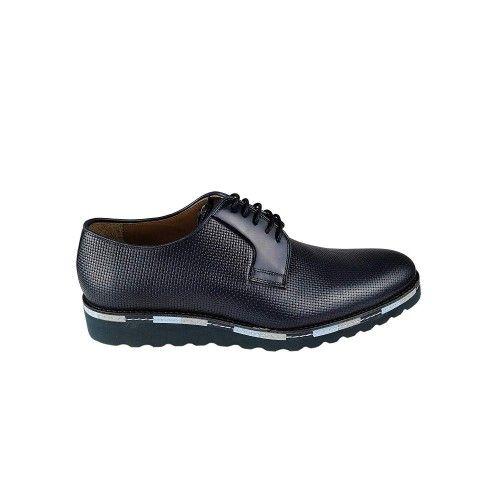 Eleganti scarpe da uomo in pelle firmate Zerimar - 2