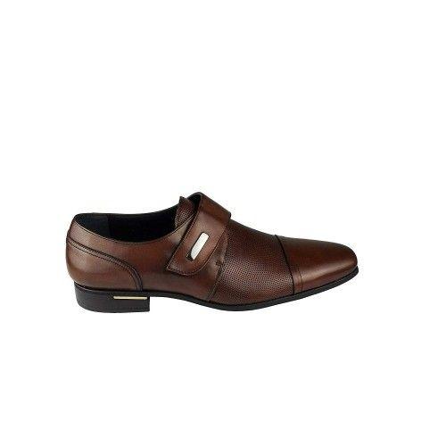 Scarpe eleganti in pelle per uomo in pelle Zerimar - 2