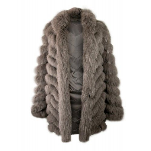 Cappotto in volpe...