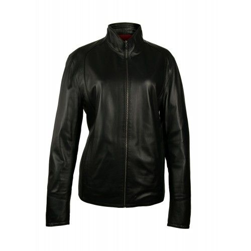 Giacca unisex in pelle...