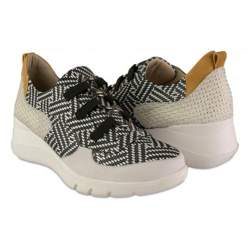 Sneakers da donna con...