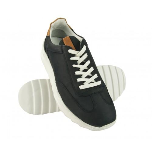 Sneaker in pelle CREW