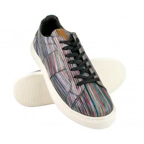 Sneaker in pelle LONG
