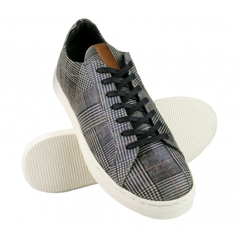 Sneaker in pelle SCOTLAND