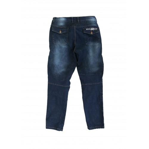 Jeans in cordura con...