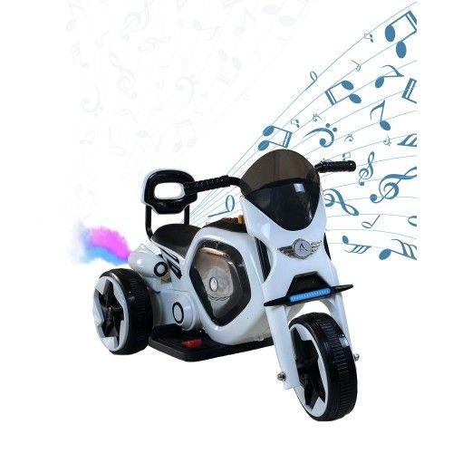 Moto elettrica con musica e...