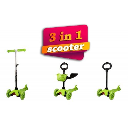 Scooter a 3 ruote per bambini da 3 a 10 anni Airel - 1