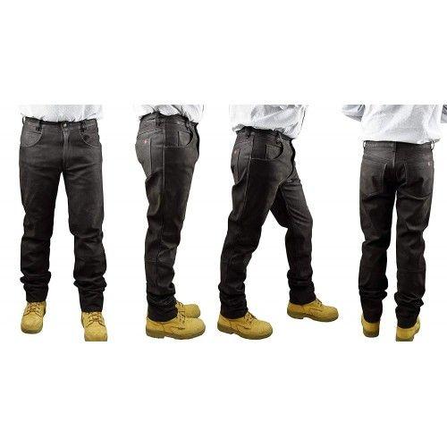 Pantaloni da caccia antispino