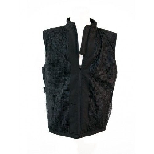 Gilet in neoprene nero Softshell Kenrod - 2