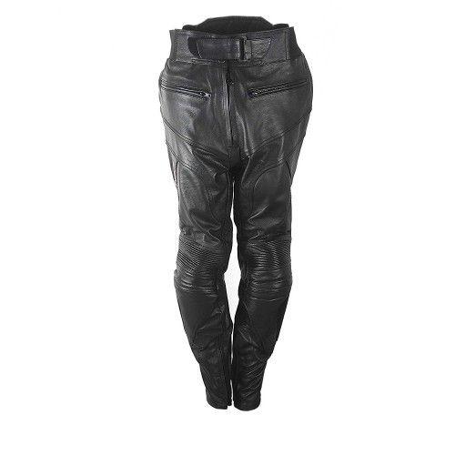 Pantaloni di pelle con...