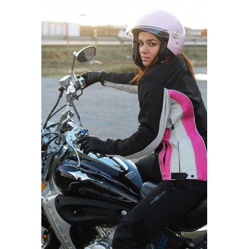 Giacca per motociclista con...