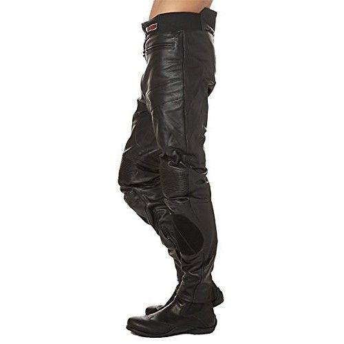 Pantaloni da moto in pelle...