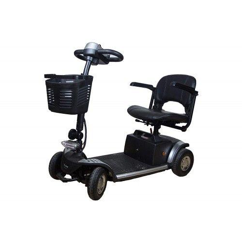 Scooter elettrico per adulti con mobilità a 4 ruote e luci Airel - 1
