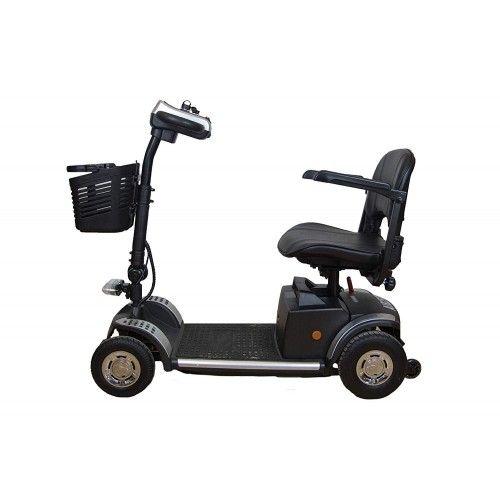 Scooter elettrico per adulti con mobilità a 4 ruote e luci Airel - 2