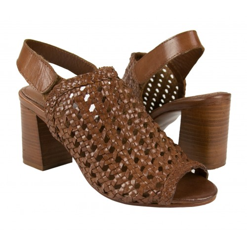 Sandali in pelle...