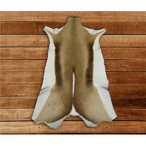 Tappeto gazzella in pelle naturale 90x70 cm Zerimar - 1