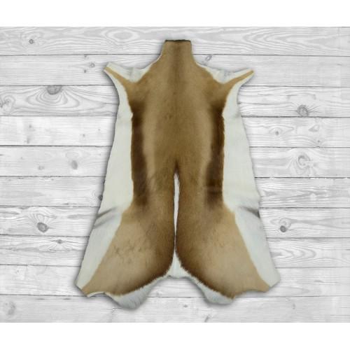 Tappeto gazzella in pelle naturale 90x70 cm Zerimar - 2