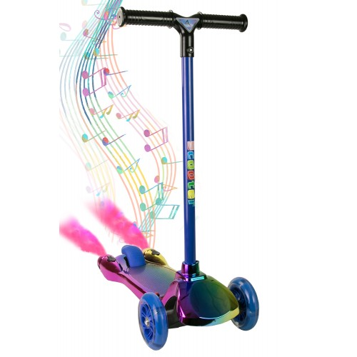Scooter a 3 ruote con...
