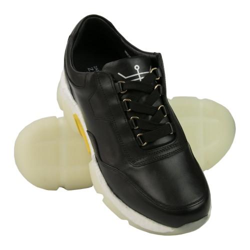 Sneakers URBAN con bretelle interne che aumentano la tua altezza di 7 cm Zerimar - 1