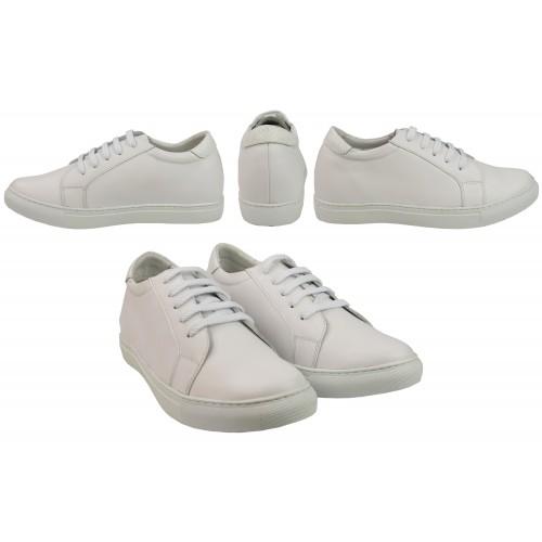 Le scarpe sportive da uomo con rialzi interni aumentano di 6 cm Zerimar - 2