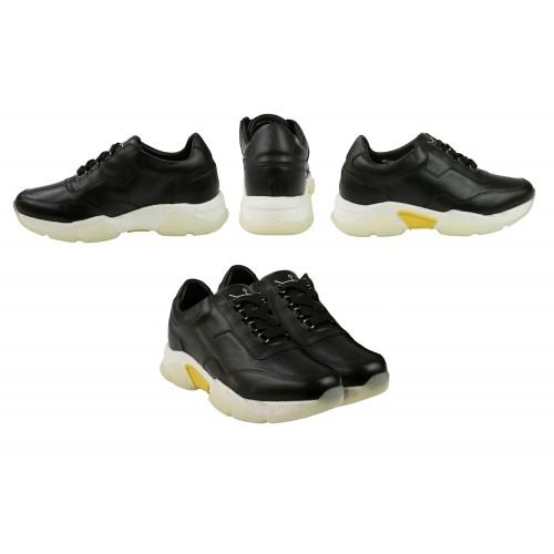 Sneakers URBAN con bretelle interne che aumentano la tua altezza di 7 cm Zerimar - 2