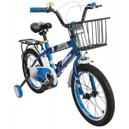 Bicicletta metallica da 16...